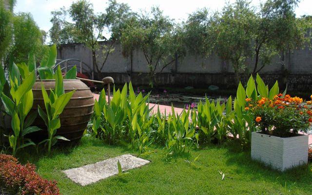 Phim Trường Kim's Garden