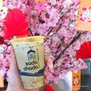 Trà sữa Sado Chado đặc biệt + pudding