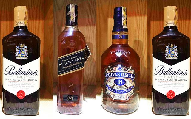 Hải Gia Cát - Rượu Ngoại