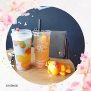 Trà hoa quả tứ quý xuân❤️ Thiên vương chanh leo tuyệt vời.^^