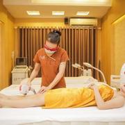 Sắc Việt Spa - Triệt lông vĩnh viễn, công nghệ New Elight - lông chân