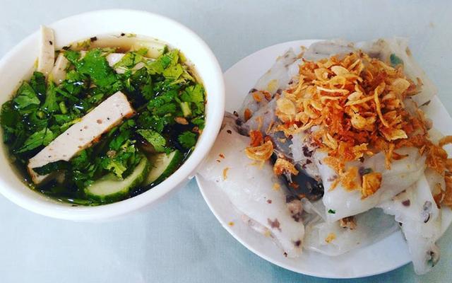 An - Bánh Cuốn Nóng Hà Nội