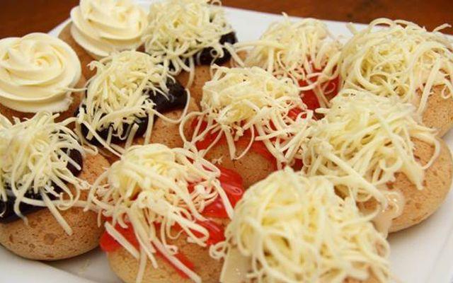 Bánh Su Kem Chewy Junior - Bến Ngự
