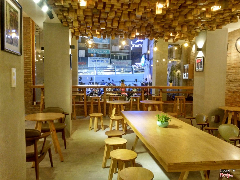 Moda Coffee House Gò Vấp quán cafe không thể không ghé