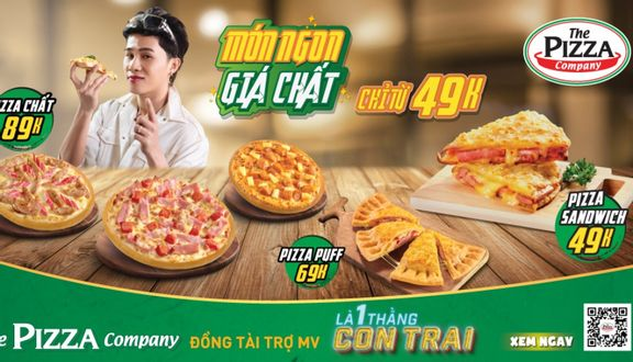 The Pizza Company - Hạ Long