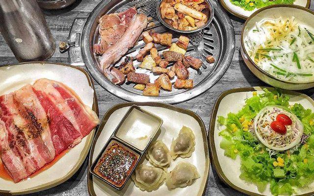 Gogi House - Nướng Hàn Quốc - Lê Hồng Phong