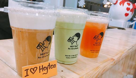 Trà Sữa HeyTea - Sun World Halong Park