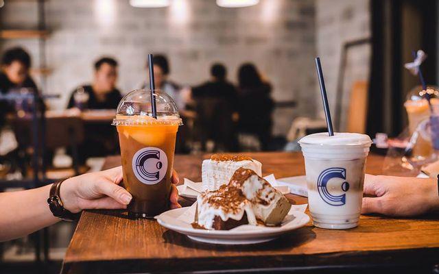 Cheese Coffee - Hồng Bàng