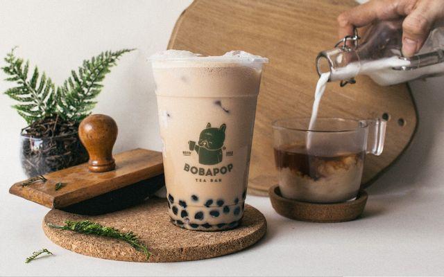 Trà Sữa Bobapop - Thích Quảng Đức