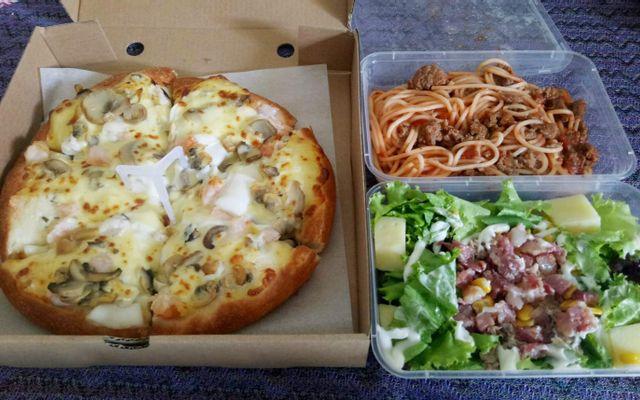 Mạnh Hùng Quán - Pizza Cheap & Seafood