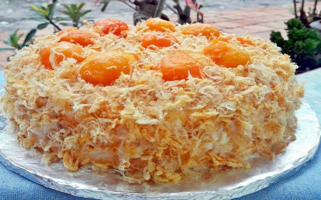 Cô Dung - Bánh Bông Lan Trứng Muối - Shop Online