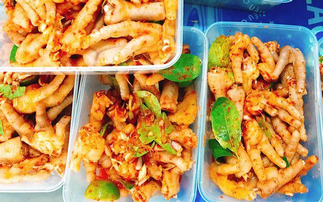 Bếp Bà Ngọc - Chân Gà Chua Cay - Shop Online