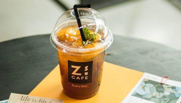 Z! Cafe - Huỳnh Văn Nghệ