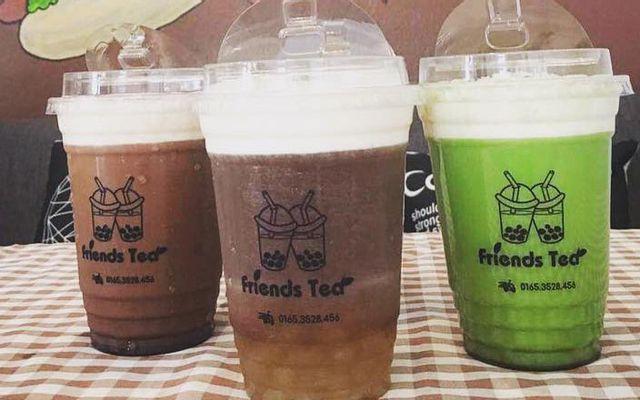 Trà Sữa Friends Tea