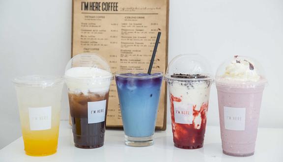 I'm Here Coffee Shop - Tống Phước Phổ
