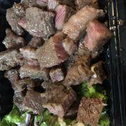 Miếng bò có chút thịt