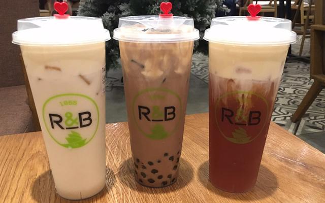 Trà Sữa R&B Tea - Quang Trung