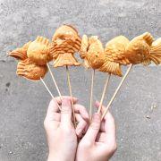 Bánh Cá Nupakachi