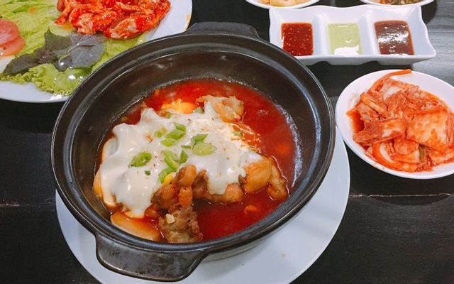 Chang's Food - Korean Best Food