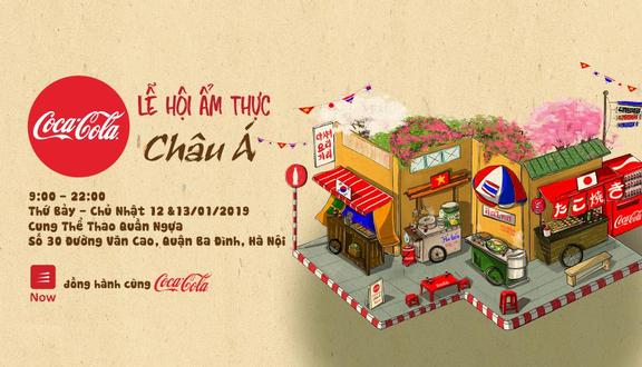 Lễ Hội Ẩm Thực Châu Á Coca-Cola