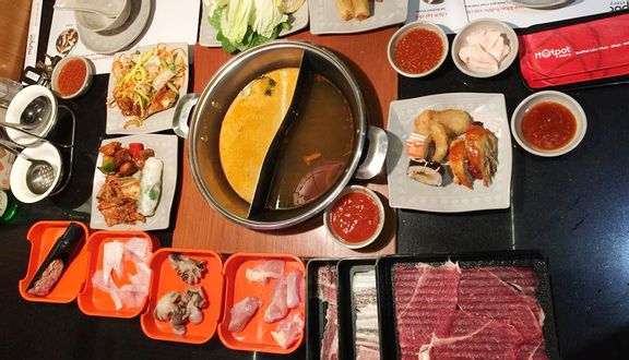 ThaiSiam HotPot Buffet - AEON Mall Tân Phú