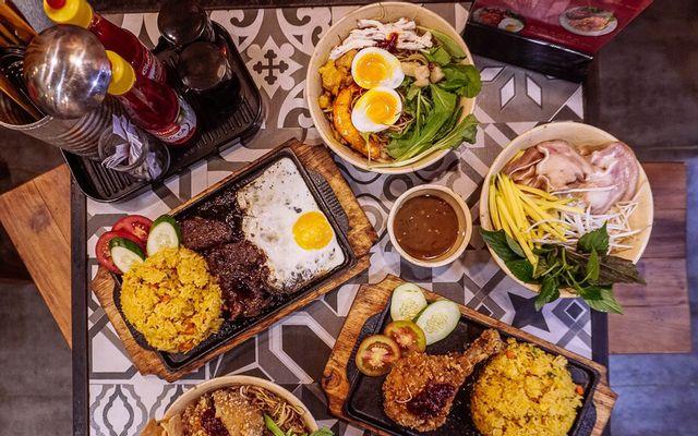 Mộc Vị Quán - Mì Quảng & Cơm Dĩa Nóng - Phan Xích Long