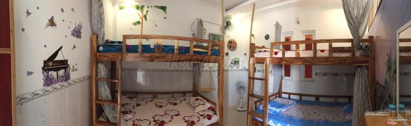 Phòng ngủ tập thể giá rẻ