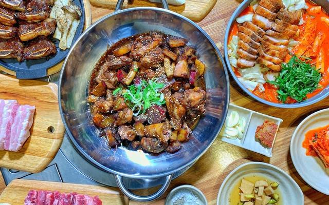 Gogubnam BBQ - Nhà Hàng Hàn Quốc