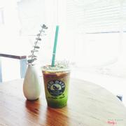 Matcha Cafe Latte