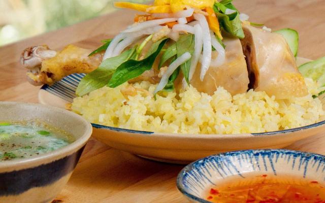 Bé Ba - Cơm Gà Nha Trang - Bàu Bàng