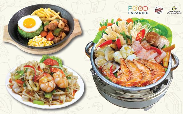 Cơm Ngon - Lẩu Công Chúa - Vincom Mega Mall Thảo Điền