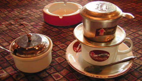 Cafe Trung Nguyên - Chung Cư Phú Thịnh