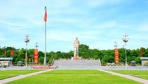 Quảng Trường Hồ Chí Minh ở Tp. Vinh, Nghệ An | Foody.vn