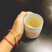 Đến ly trà cũng dễ thương thấy lạ