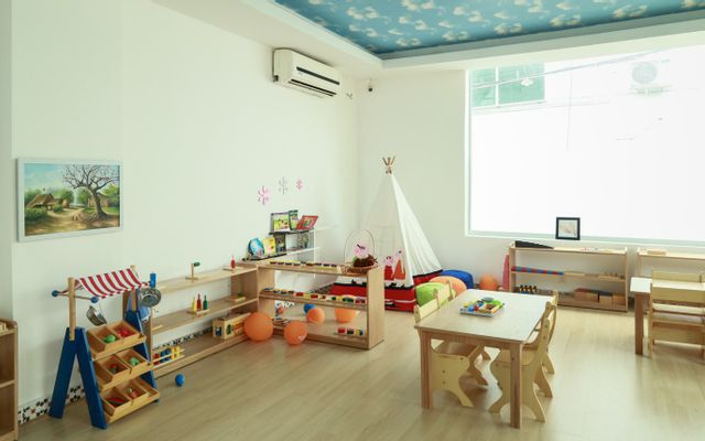 Trường Mầm Non Song Ngữ Tomoe House - Montessori