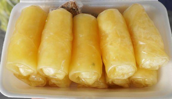Bánh Cuốn Ngọt Campuchia