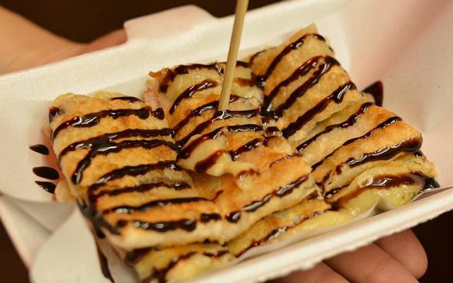 Bánh Crepe Chuối