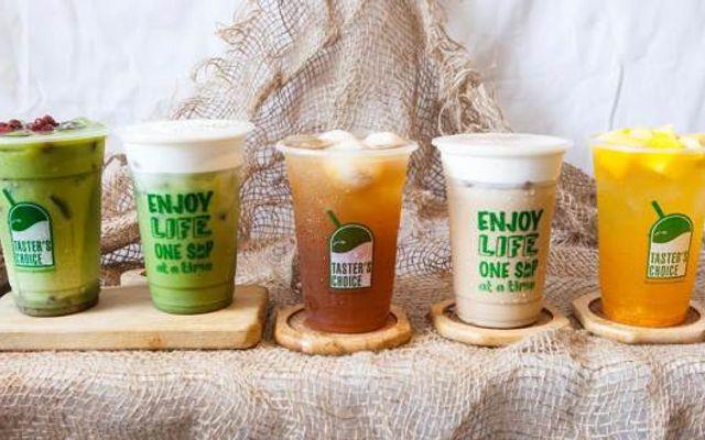 Trà Sữa Taster's Choice - Lý Thường Kiệt