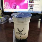 Ly sữa tươi trân châu đường đen size M