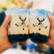 Sữa tươi trân châu đường đen size M 62k
