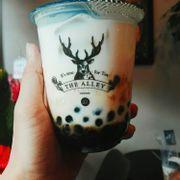 Sữa tươi đường đen