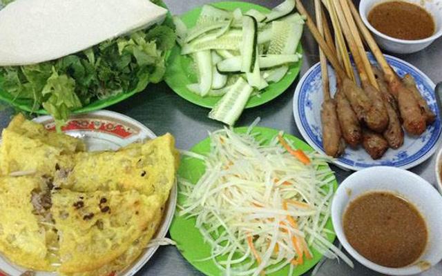 Bánh Xèo Minh Trang - Kha Vạn Cân