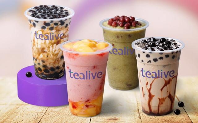 Trà Sữa Tealive - Vạn Hạnh Mall