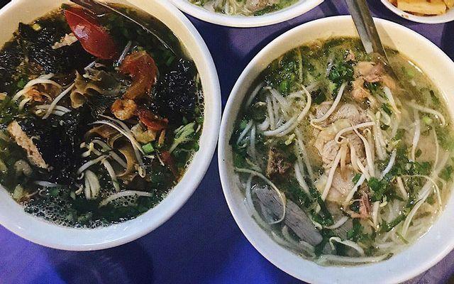 Bún, Bánh Đa & Cháo Các Loại - Cột Đồng Hồ