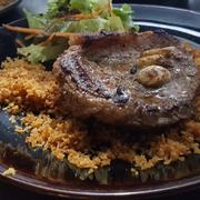 Bò nướng sa mạc