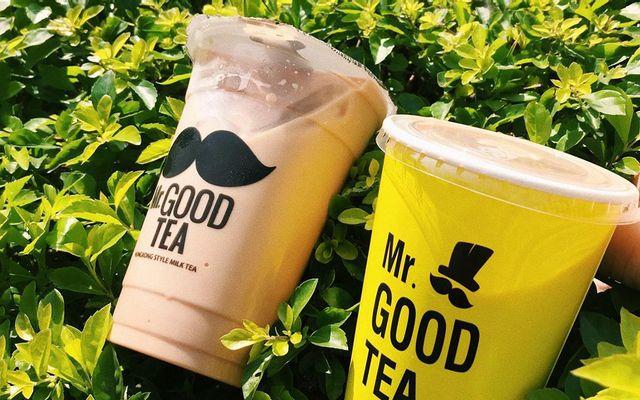 Mr Good Tea - Nguyễn Lương Bằng