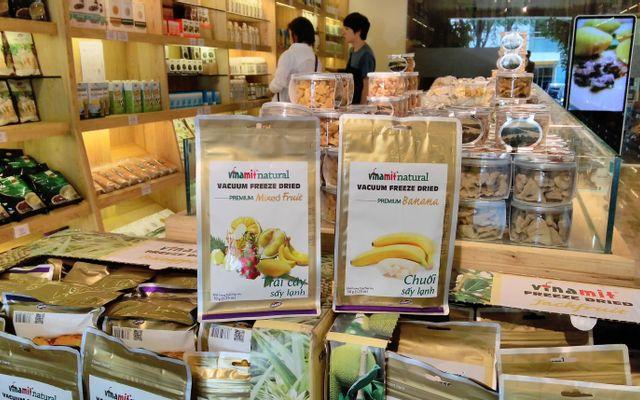 Vinamit Organic - Trái Cây Sấy - Nguyễn Du