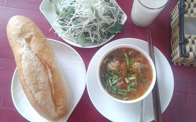 Bánh Mì Xíu Mại Đà Lạt - Nguyễn Công Trứ