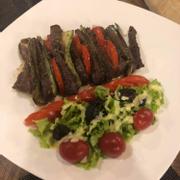 món steak mặn và khô @@ siêu chán