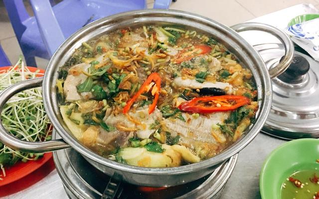 Lẩu Cá Đuối - Bến Bình Đông